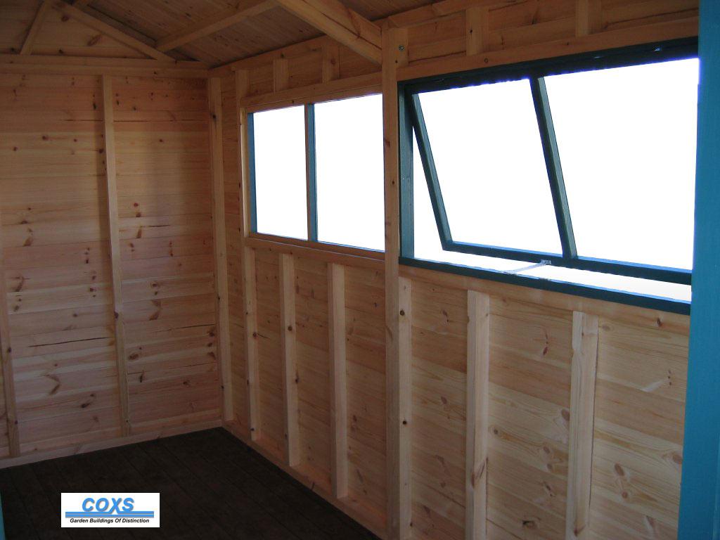 Wooden garages in nottinghamshire - 08