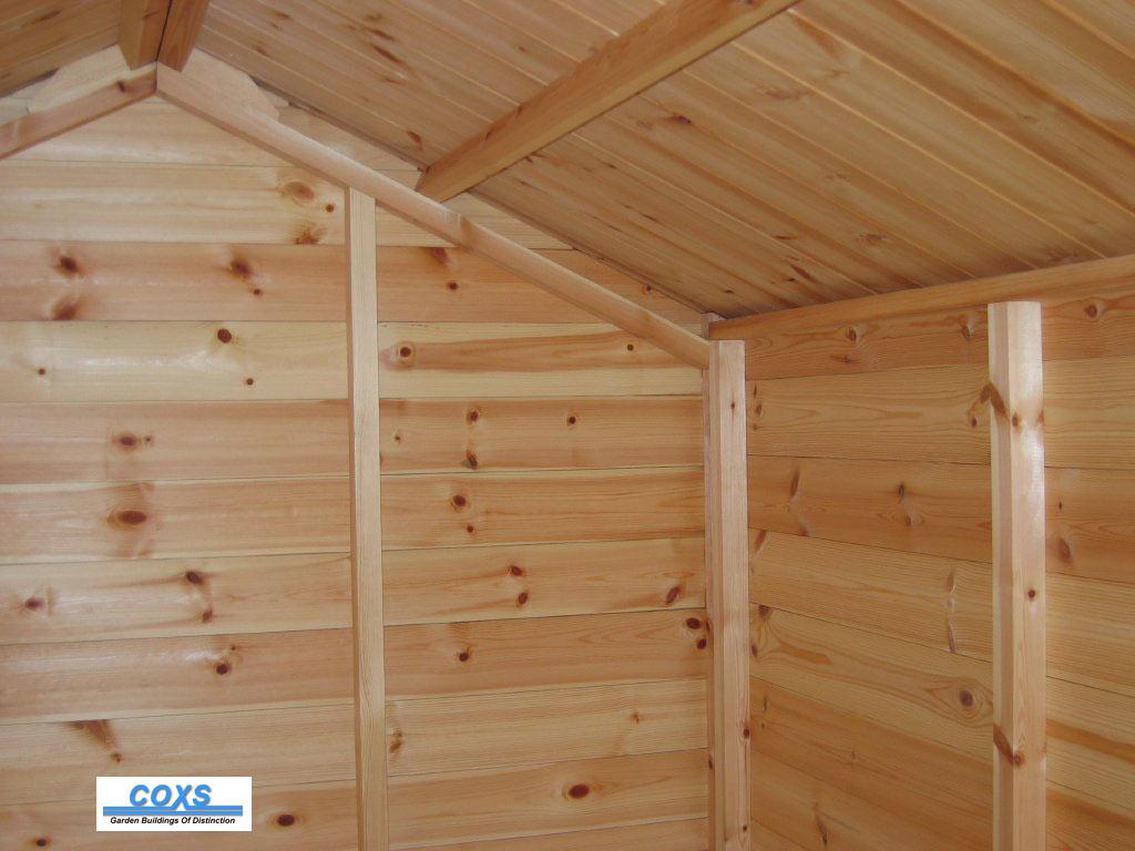 Wooden garages in nottinghamshire - 3