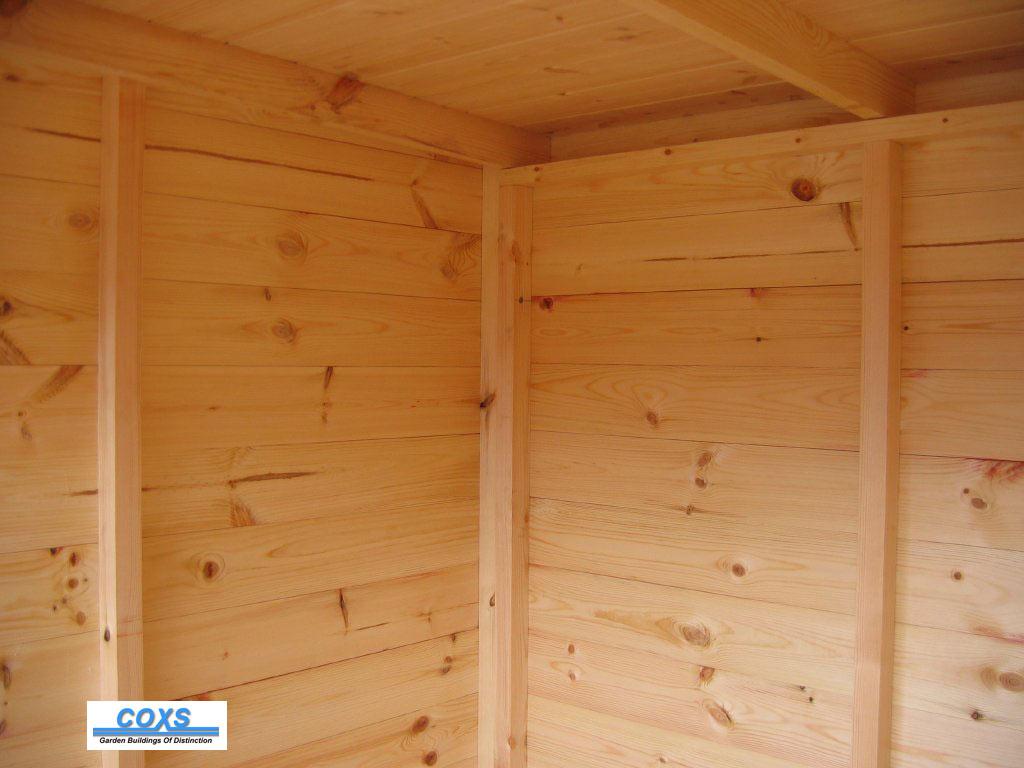 Wooden garages in nottinghamshire - 4