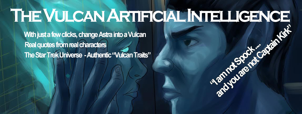 Vulcan Package - Free with Voice Pack