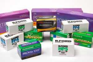 Camera film for sale at genie imaging