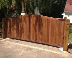 TPS Electric Gates & Doors Ltd electric gates, wooden gates, metal gates Bristol