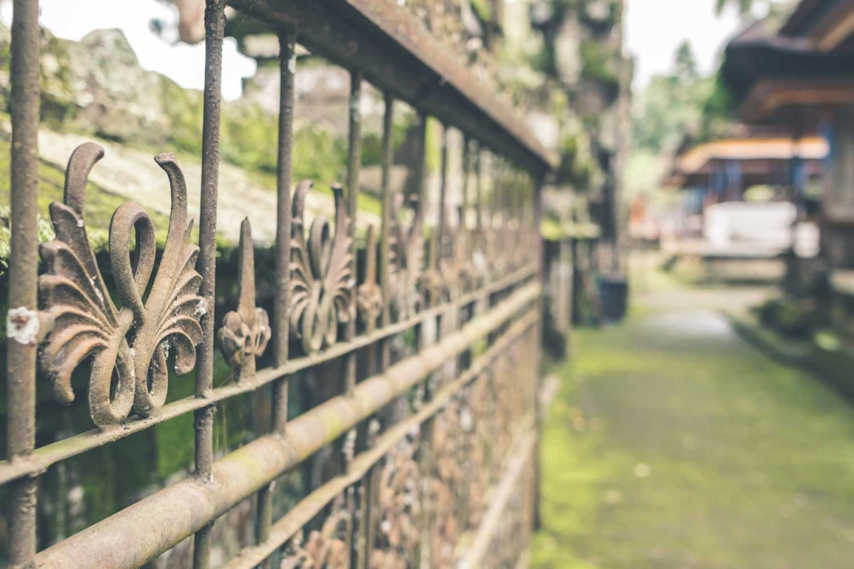 Gate Designs That Can Save You Space