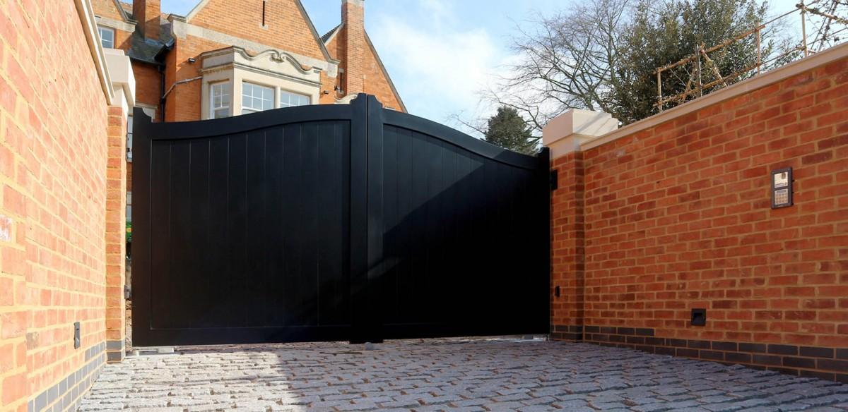 Bayford black - TPS Electric Gates