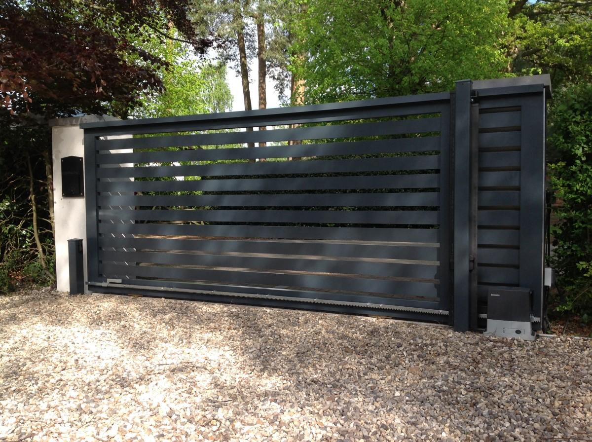 Beale - TPS Electric Gates