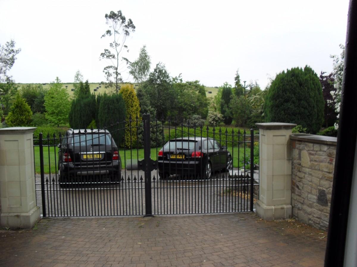 Electric Gates 20 - TPS Electric Gates