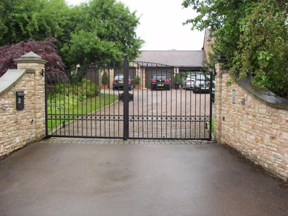 Electric Gates 18 - TPS Electric Gates