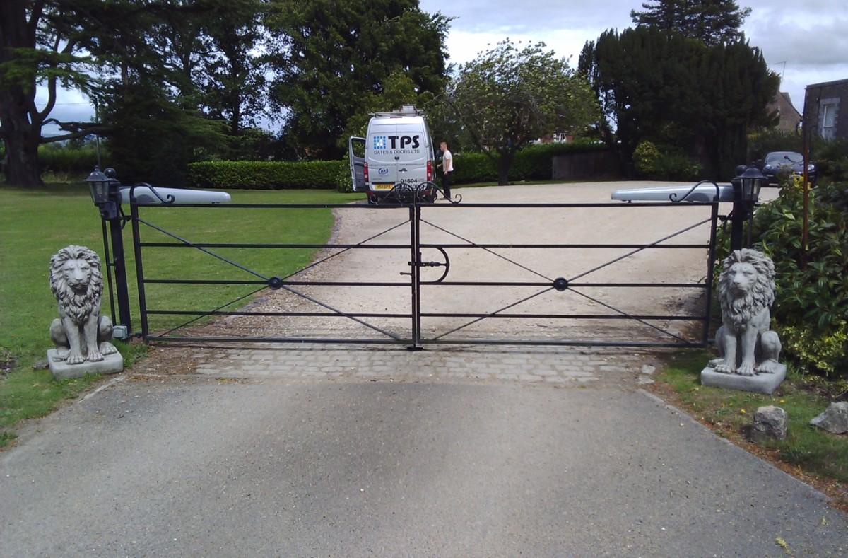 Electric Gates 15 - TPS Electric Gates