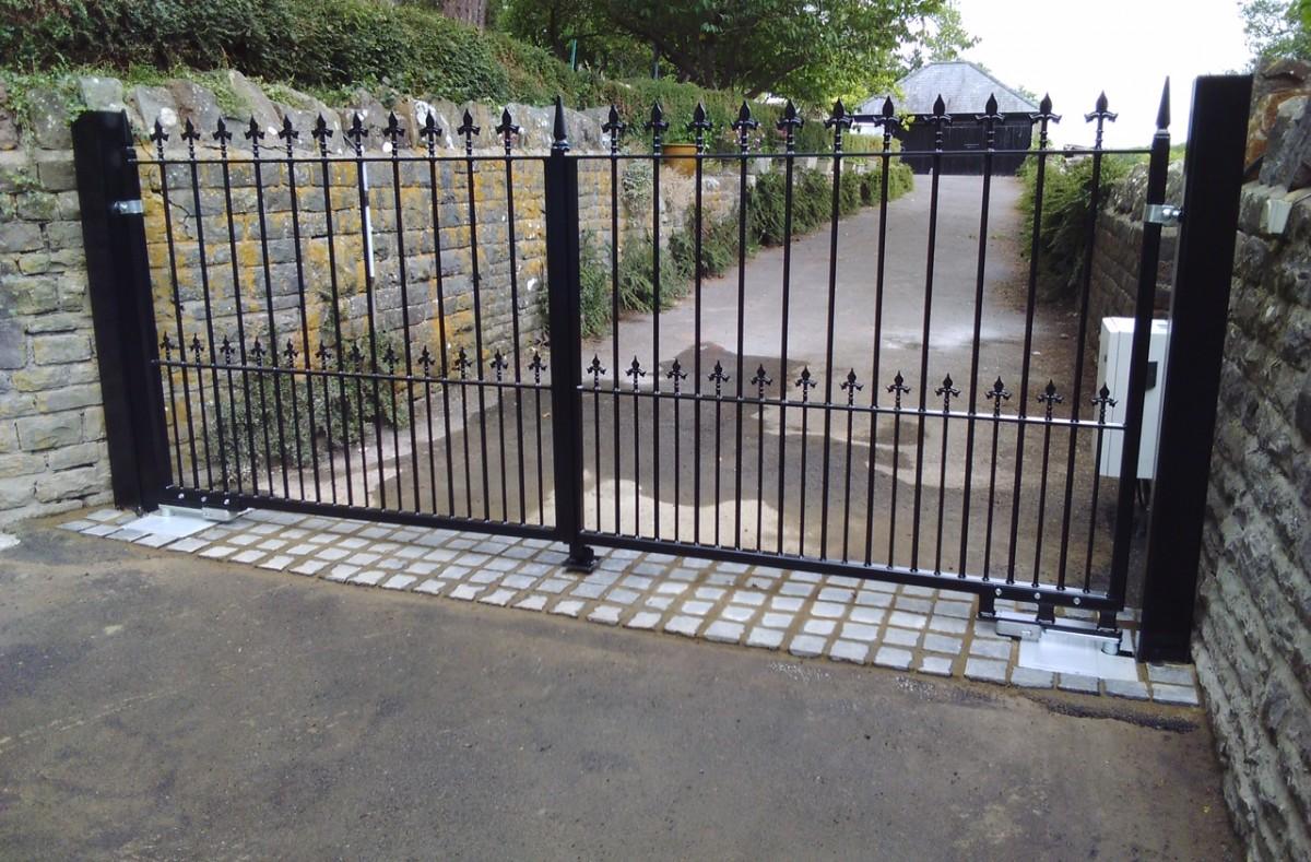 Electric Gates 14 - TPS Electric Gates