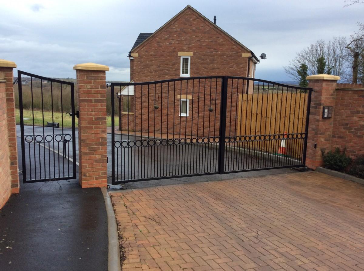 Electric Gates 12 - TPS Electric Gates