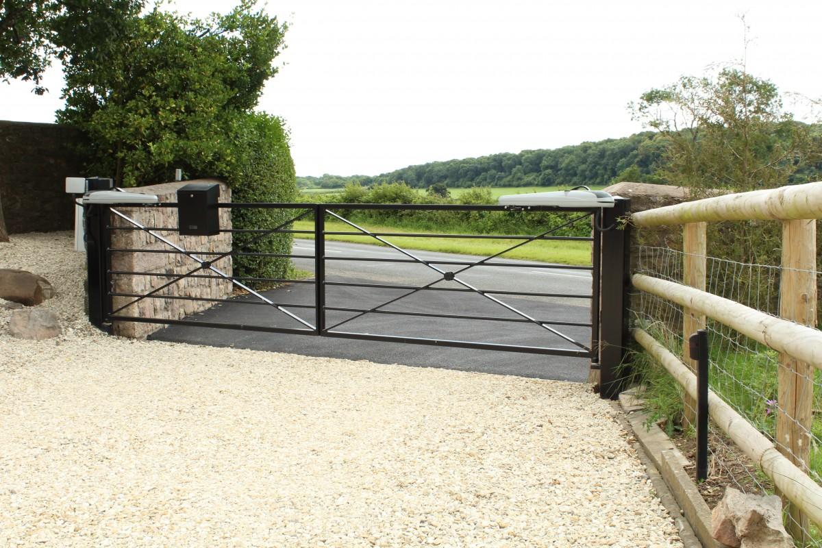 Electric Gates 11 - TPS Electric Gates
