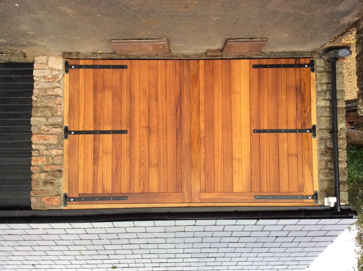 Wooden Gates 59 - TPS Electric Gates