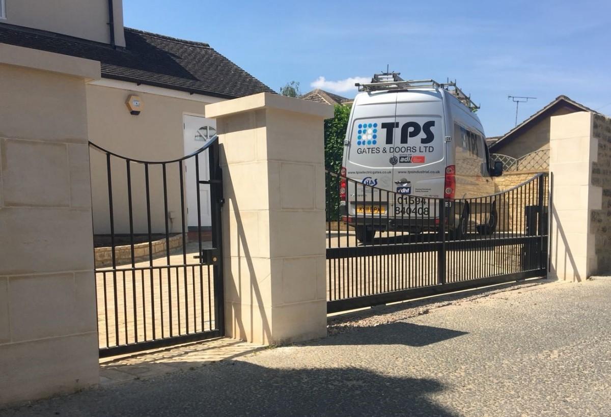 Electric Gates 3 - TPS Electric Gates