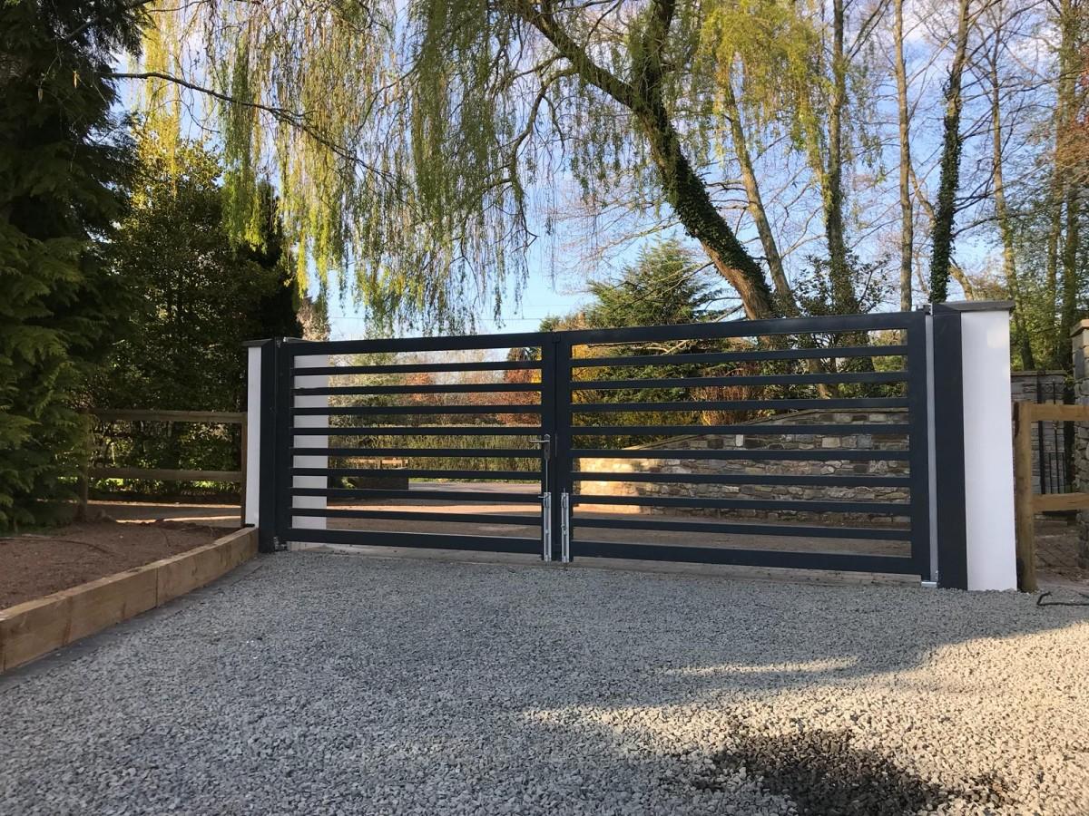 Electric Gates 2 - TPS Electric Gates