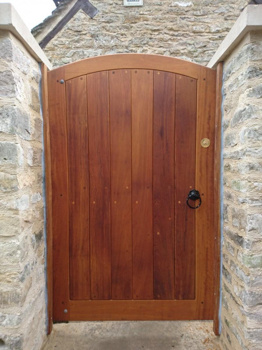 Wooden Gates 29 - TPS Electric Gates
