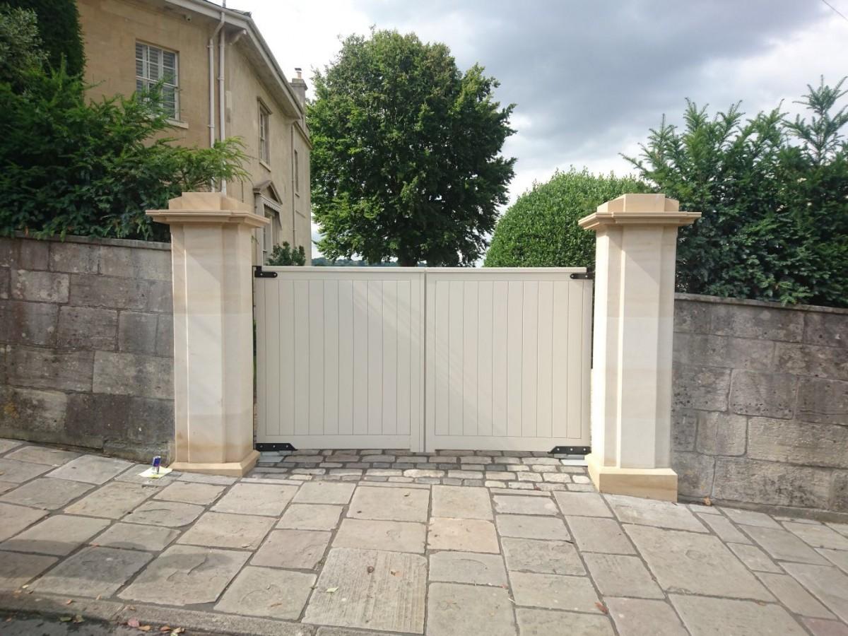 Wooden Gates 27 - TPS Electric Gates