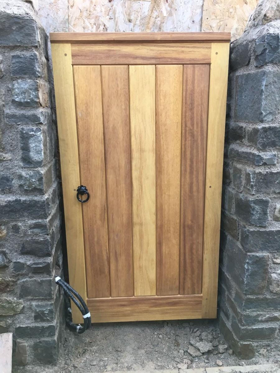 Wooden Gates 12   TPS Electric Gates